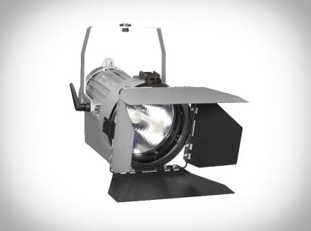 Arri 575W HMI (Tageslicht) Lampenkopf Silber inkl. Vorschaltgerät mieten.