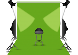 Greenscreen Mietstudio