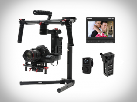 Dji Ronin M Bundle