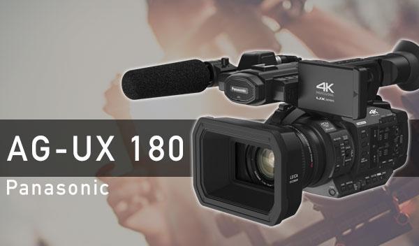 Panasonic AG UX 180 Camcorder