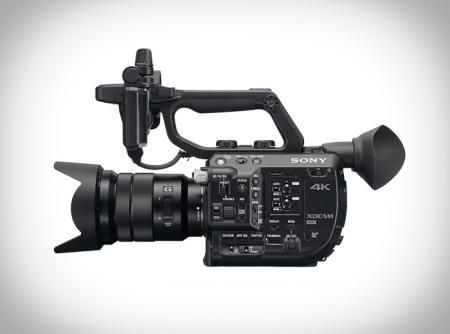 Sony PXW-FS5K 4K Camcorder