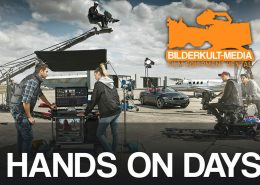 Hands on Days bei Bilderkult-Media 21+22 Okt.2017