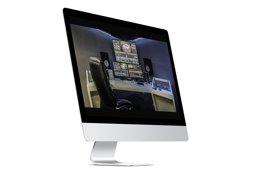 iMac Schnittrechner