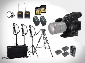 Film Equipment mieten