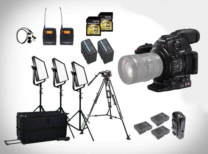 Film Equipment mieten