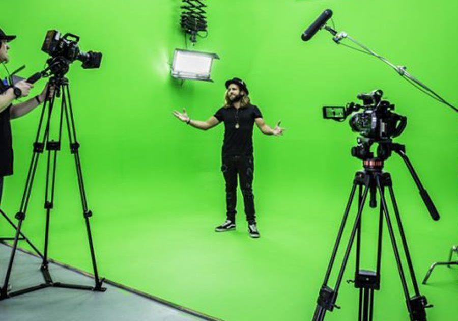 Livestream aus dem Bilderkult Mietstudio